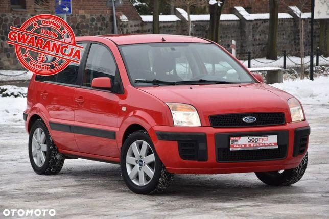 Ford Fusion 1.4TDCi 68KM 2006r. Klima Alufelgi HAK POLECAM