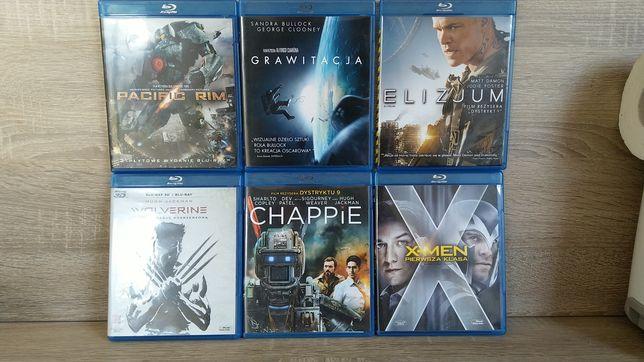 Filmy Blu-ray s-f