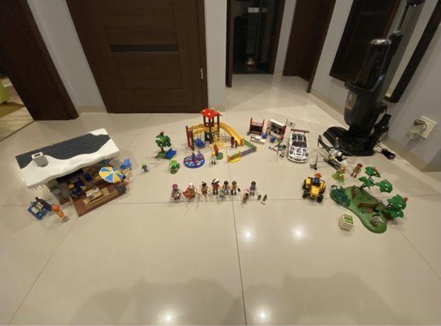 Zamienię Playmobil na Lego