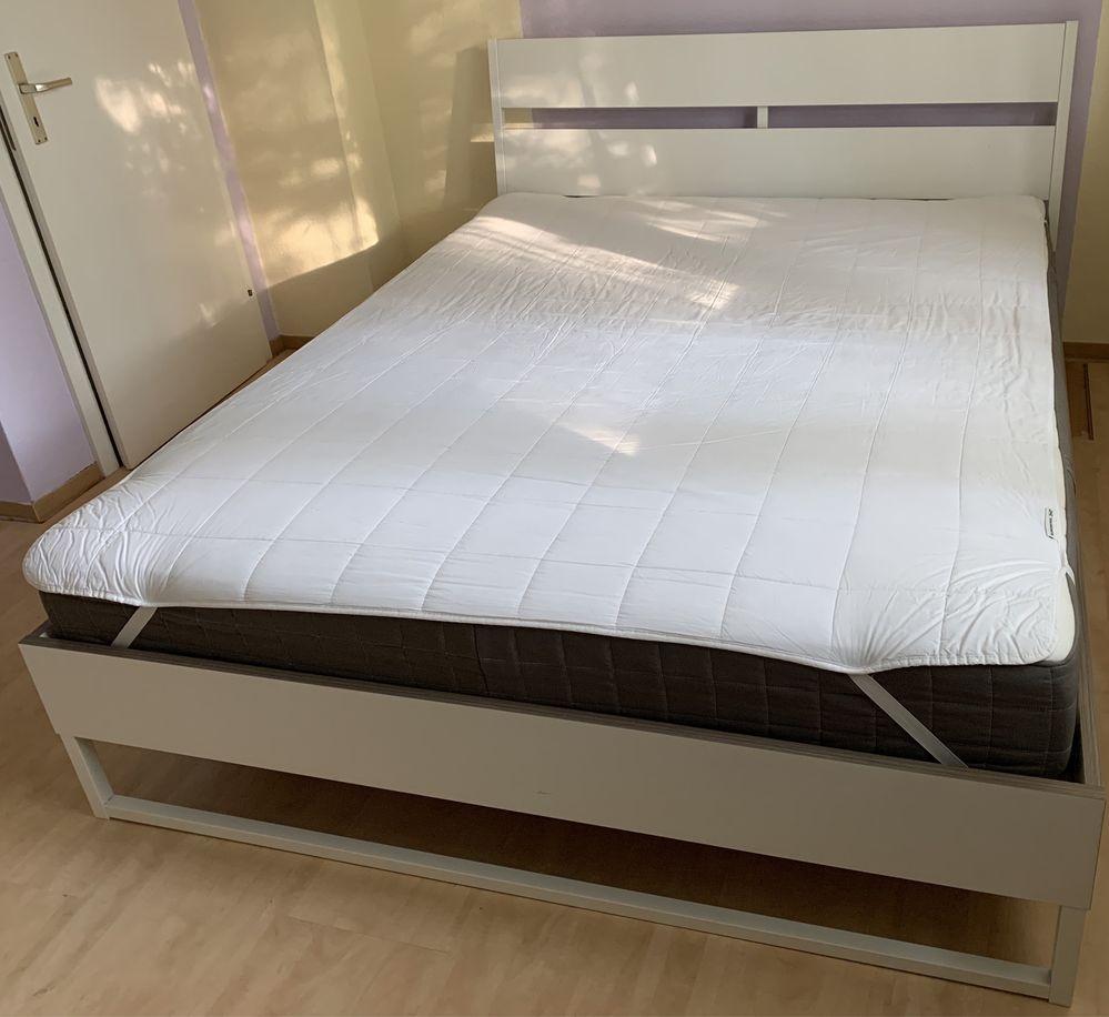 Łóżko sypialniane Ikea 160x 200cm