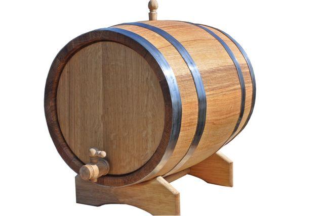 Beczka Dębowa 50 l Na whisky/bimber/wino Gwaranacja!Grawer!