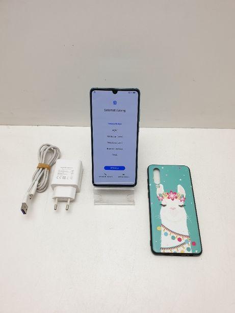 Huawei P30 6/128GB + oryginalna ładowarka + etui 100% telefon - Ruska