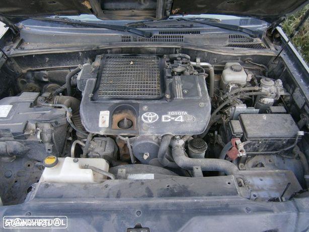 Motor 3.0 Toyota Land Cruiser