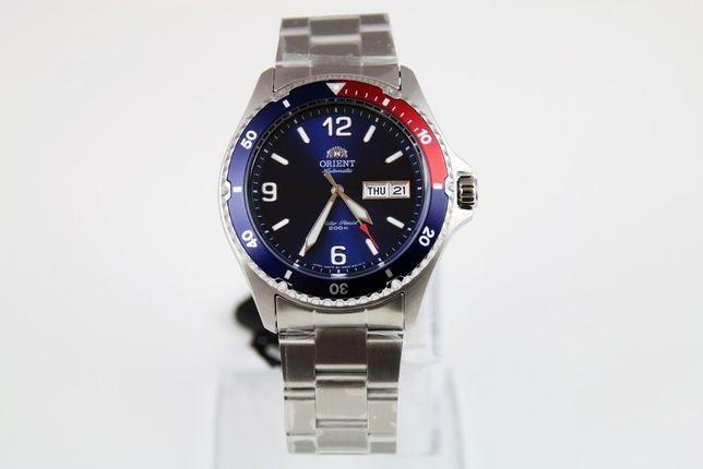 Zegarek Orient Mako FAA02009D3 PEPSI nowy cena do uzg - rabat 15 %