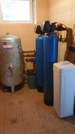 Stacja uzdatniania wody - zestaw kompletny (używany)