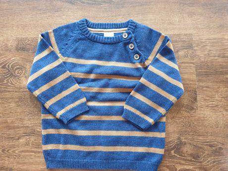 Sweterek jak nowy h&m
