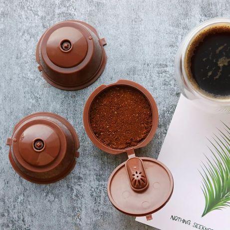 Многоразовые капсулы для Nescafe Dolce Gusto для чая, кофе, капучино