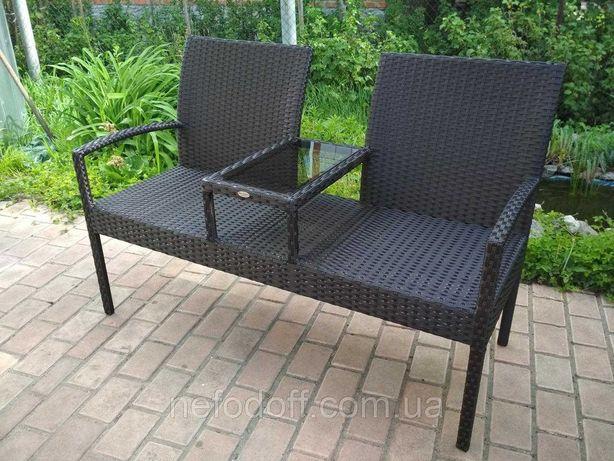 Стулья, кресла, дивны из искусственного ротанга .Производство  мебели