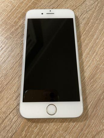 iPhone 6s 64GB Silver uszkodzony przycisk Home