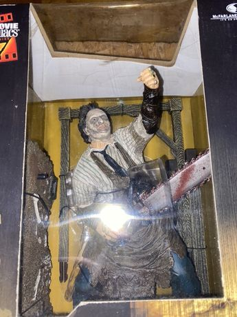 "McFarlane 12"" diorama leatherface nie neca, sideshow, hot toys,"