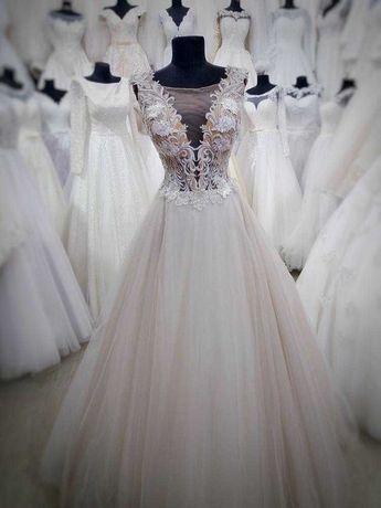 Шикарна Весільна сукня.