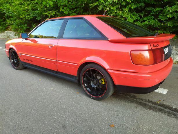 Audi 80 coupe B4 1.8 turbo ( bez quattro)