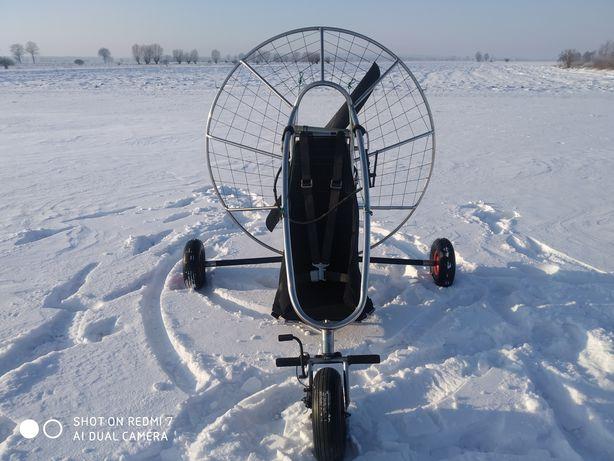 PPG , wózek , trajka , motoroma