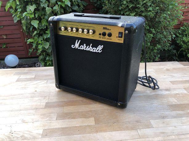 Wzmacniacz / Combo gitarowy Marshall MG15 CD - super stan, wysoka jak