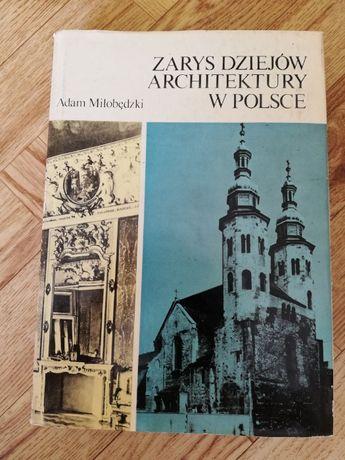Zarys dziejów architektury w Polsce