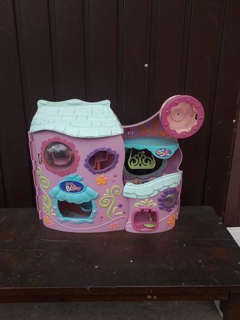 LPS hasbro  Domek rozkładany dla Littlest Pet Shop