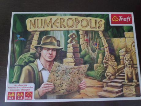 Gra Numeropolis edukacyjna