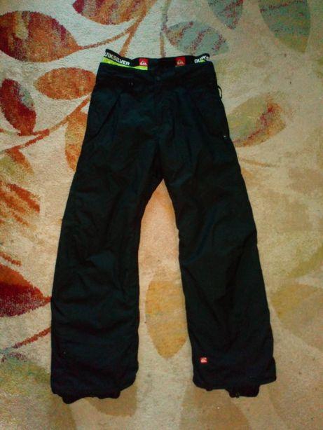 Spodnie QuickSilver Snowboardowa,narciarska,Membrana roz.164/170/XS/S/