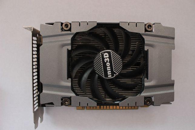 Видеокарта Nvidia Geforce gtx 650 Ti (1 гб). 800 грн!