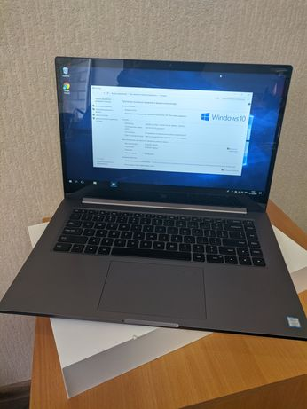 Xiaomi Notebook 15.6 PRO Intel Core i7 16/256Gb MX150 2Gb 8th gen Grey