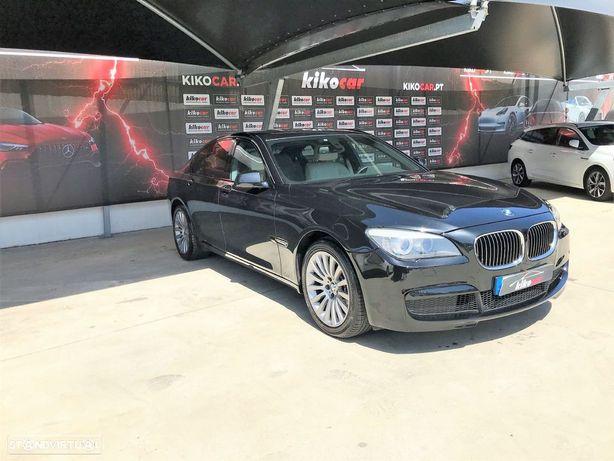 BMW 730 D AUTO PACK M