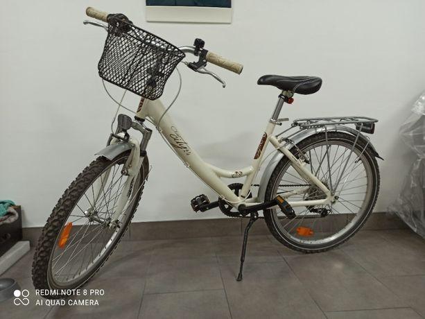 Rower-koła rozmiar 24