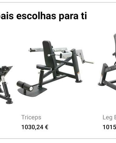 Máquina de tríceps/ fundos/ ffittech