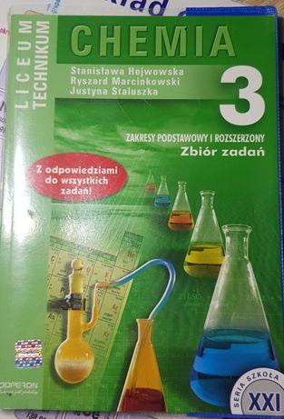 Chemia 3 Zbiór zadań