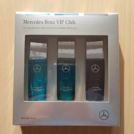 Meredes Benz - mini zestaw męskich perfum.