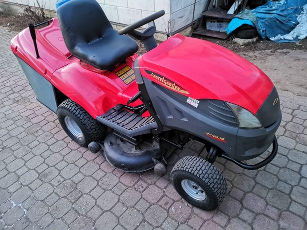 Traktorek kosiarka Castelgarden XT165HD 17KM z koszem