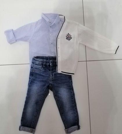 Ubranka rozmiar 92