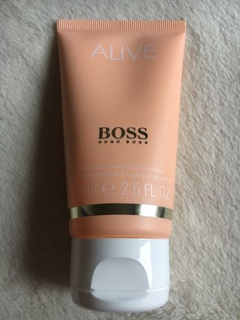 HUGO BOSS Alive hand and body lotion 75 ml