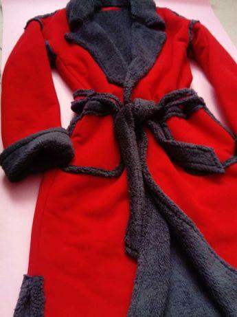 Płaszczyk wiosenno-jesienny cieplutki S-M