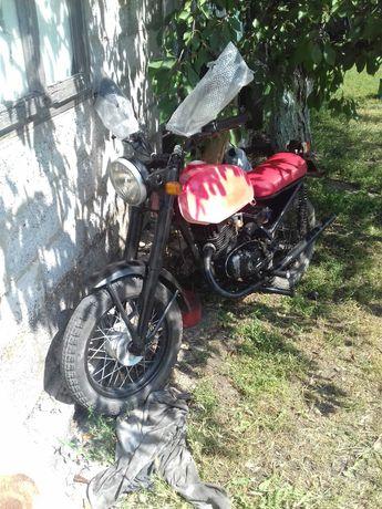 Мотоцыкл робочий