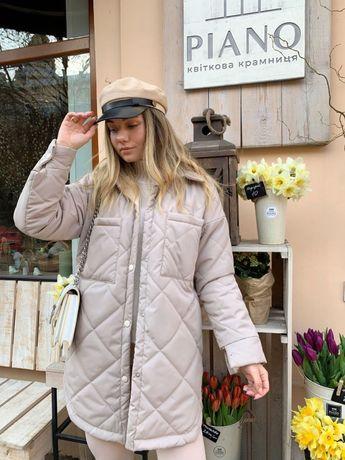 Куртка -рубашка , пальто