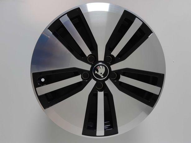 Nowe oryginalne felgi aluminiowe 17 Skoda Octavia, Superb Karoq Yeti