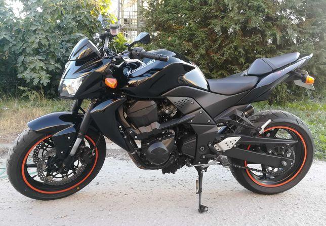 Kawasaki Z750 Black Edition - Impecável