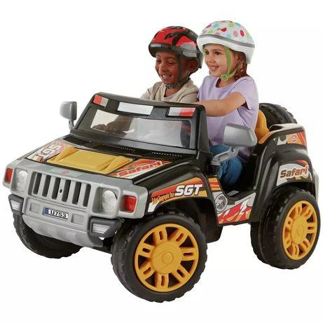 Auto samochod Jeep 12Vna akumulator dwuosobowy