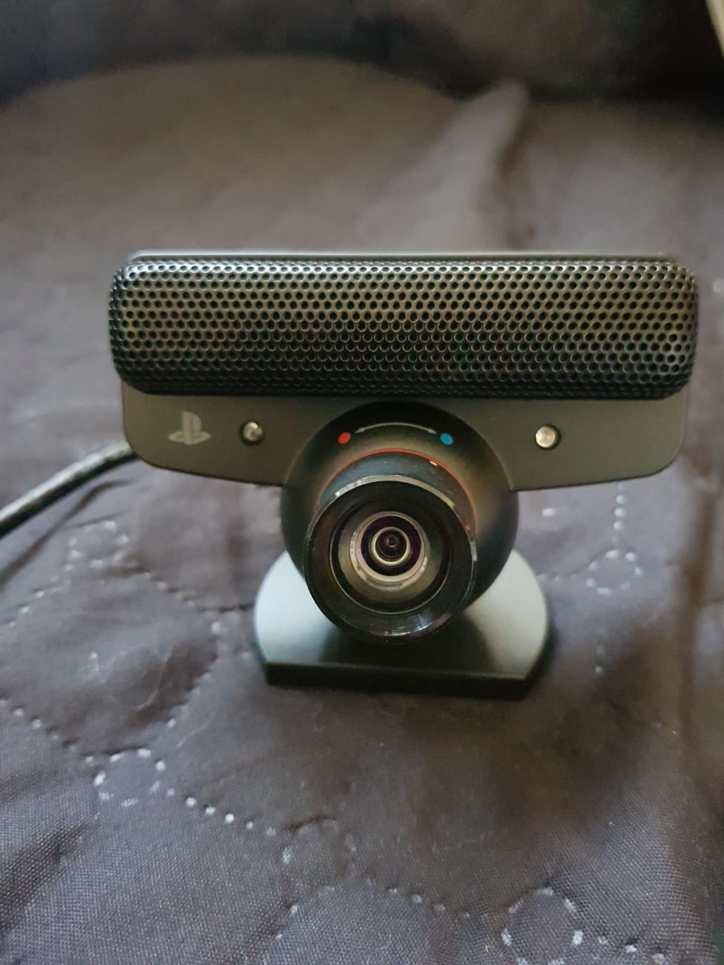 webcam move para playstation
