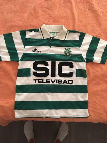 Camisola sporting epoca 95/96