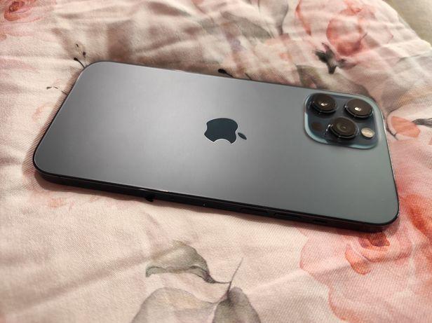 iPhone 12 pro max 128 GB 5g jak nowy! Pacyfic blue