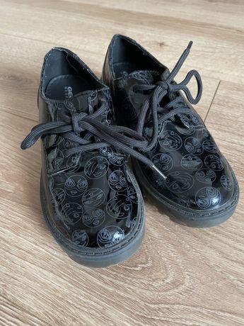 Туфли geox школьные для девочки оригинал