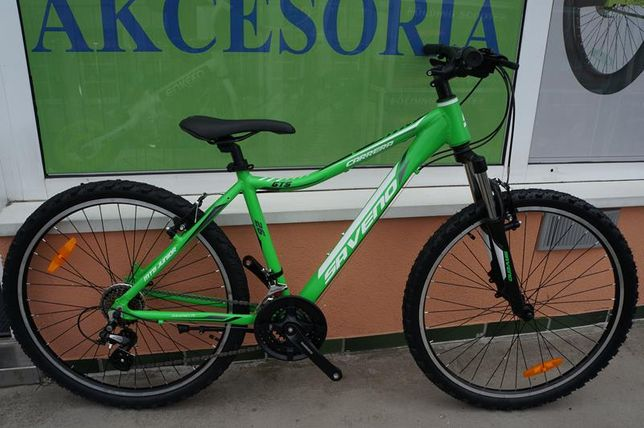 Rower MTB Saveno Carrera VBR GTS 26″ Bydgoszcz Błonie