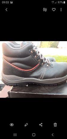 Buty robocze nitras nowe 44