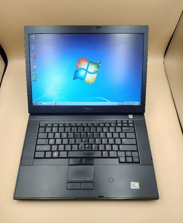 Бюджетный ноутбук Dell E6500 для офиса\работы\учебы