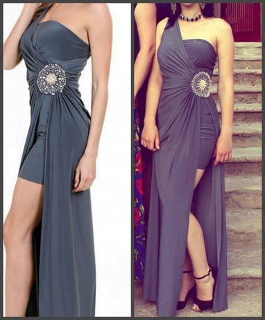 Продам выпускное вечернее платье 42р. 1500р.