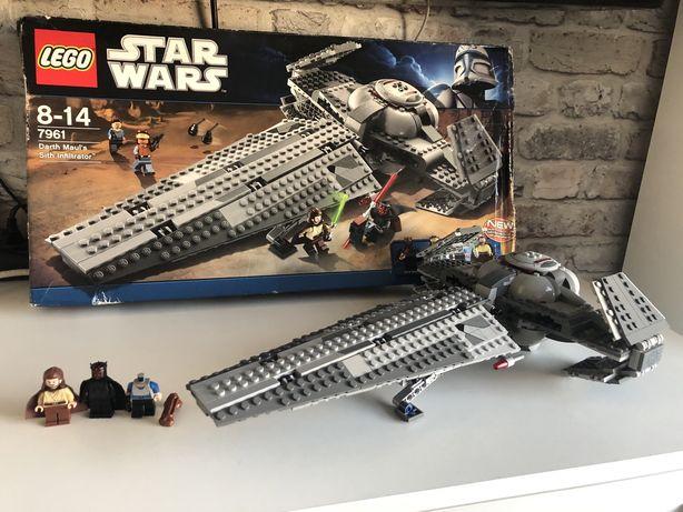 Lego Star Wars 7961 Darth Mauls Sith Infiltrator