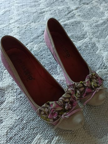 Sapatos Rosa Miss ip