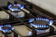 Montaż kuchenek i płyt gazowych, pralek, Krótkie terminy, pieczątka