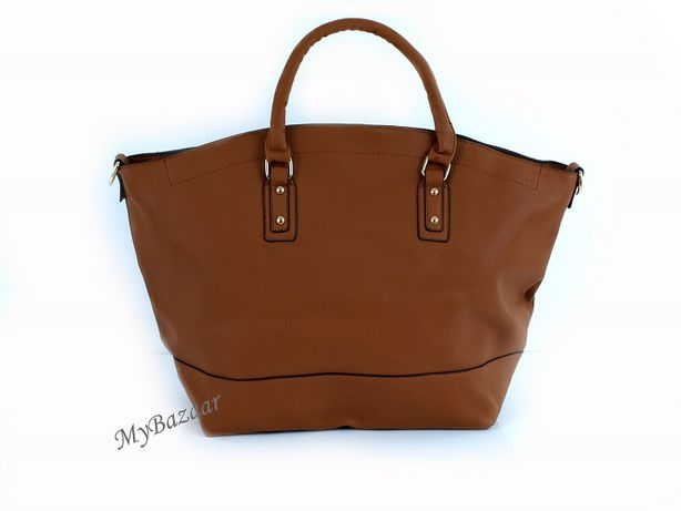SHOPPER BAG Zarka torebka łódka torba